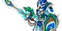 Armor of the Peacock