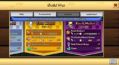 War of the Conjurror Rewards