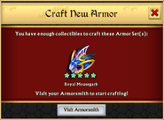 Royal Mousegarb Craft Unlock