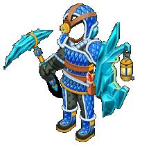 Flamegem Nemesis Armor