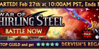War of Whirling Steel