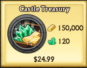 Casle Treasury