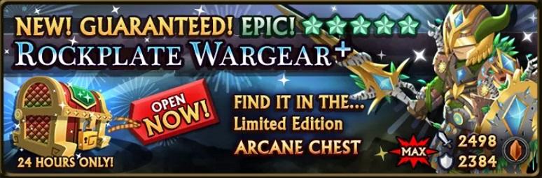 Arcane Chest -6 Banner