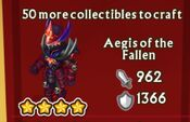 Aegis of the Fallen