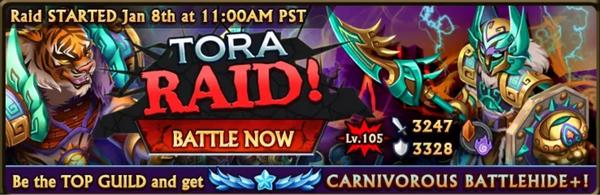 Tora Raid