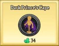 Dark Prince's Cape