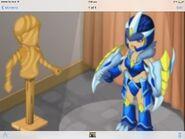 Armor of boreas-female 2nd evolution