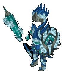 Stormrage Armor
