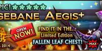 Fallen Leaf Chest