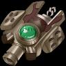 Gusoku Oni-Ultimate Honor (Amulet)