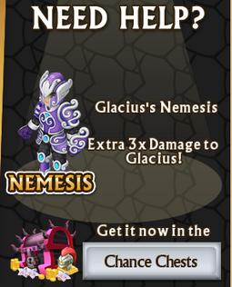 Glacius Nemesis