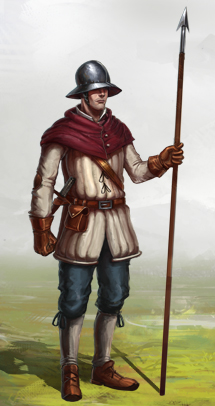 Pikeman Kingdoms Of Camelot Wiki Fandom Powered By Wikia