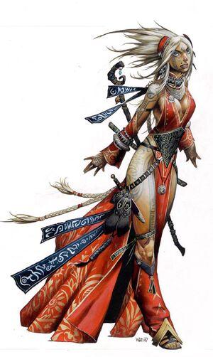 Pathfinder2 Sorceress03