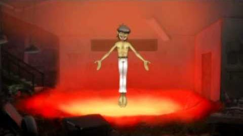 Gorillaz - Murdoc 666 Animation