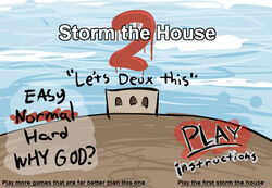 Storm-the-House-2-title-screen