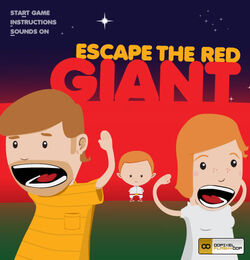 Escape-the-red-giant