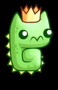 Chameleon shiny