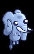 Elephant converted