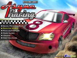 Async-Racing-title-screen