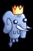 Elephant shiny converted