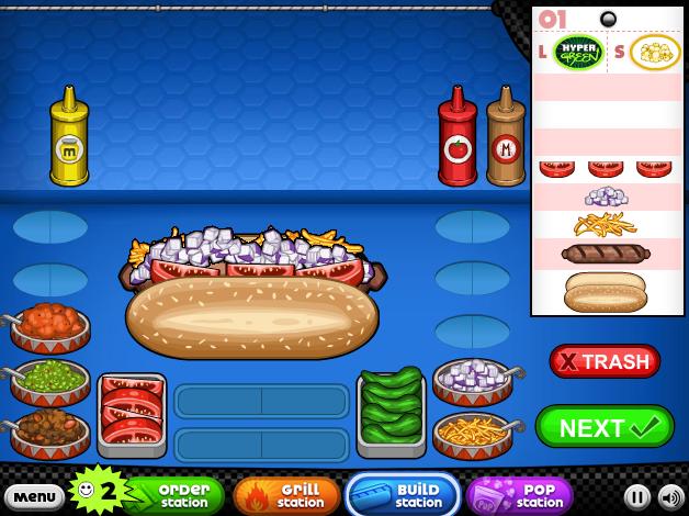 Kizi Com Games Papas Hot Dog