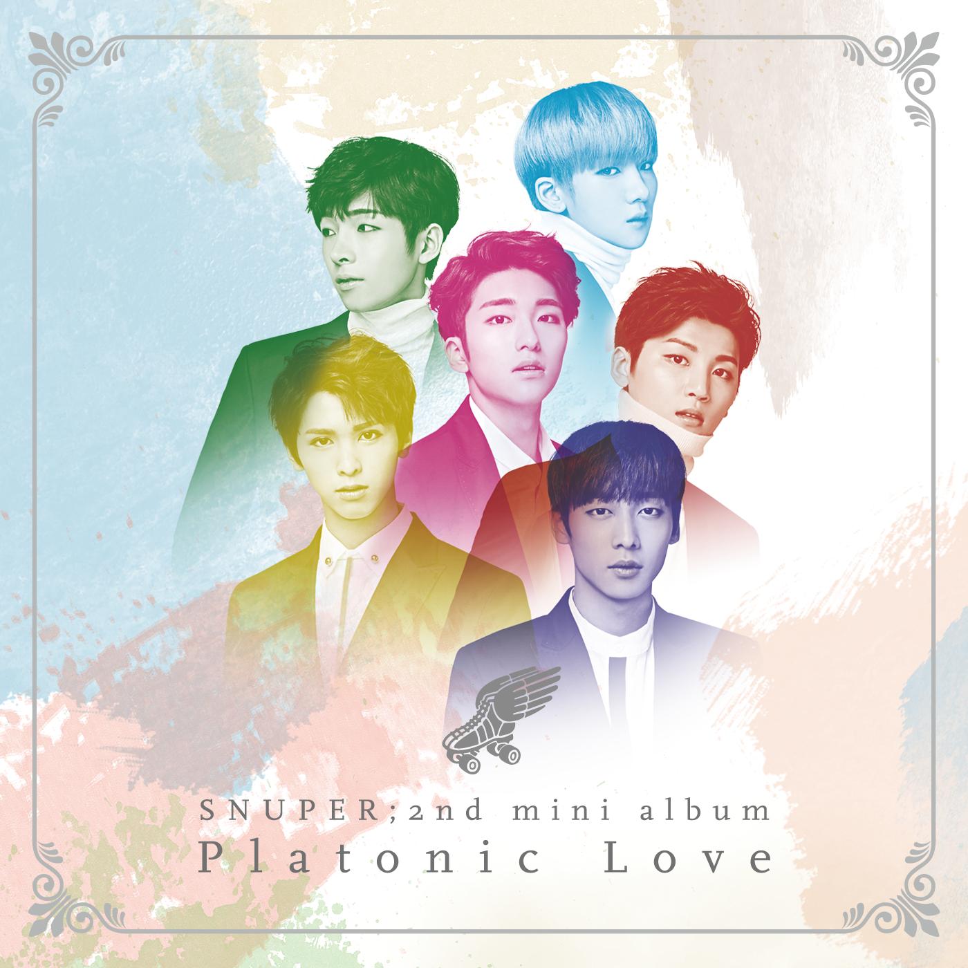 Resultado de imagem para snuper platonic love cover