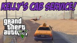 Kelly's Cab Service