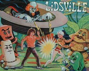 Lidsville Lunchbox Logo