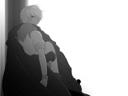 God Kubera and Leez wallpaper black and white 1600x1200