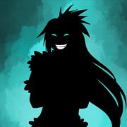 2-39 silhouette - Kali (detail)