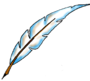 Feather 150 transparent