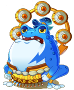 Thunder Toad | Kung Fu Pets Wiki | Fandom powered by Wikia