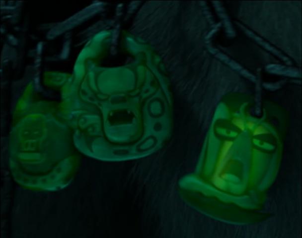 Image - Tai-Lung-amulet.png | Kung Fu Panda Wiki | Fandom ...