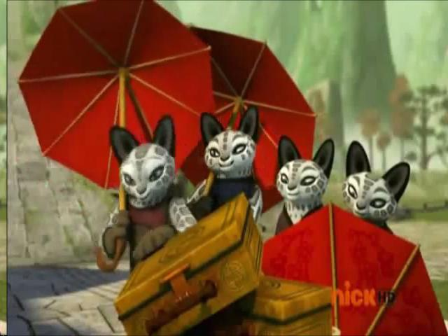 Gemelas kung fu panda wiki fandom powered by wikia - Singe kung fu panda ...