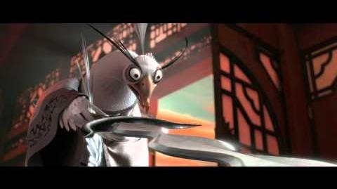 Video - Lord Shen Prepares For Po - KFP2 | Kung Fu Panda ...