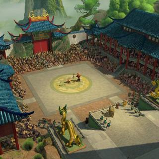 Jade Palace Kung Fu Panda Wiki Fandom Powered By Wikia