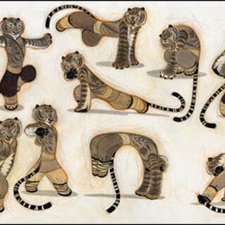 Concept illustration of Tigress by Nicolas Marlet
