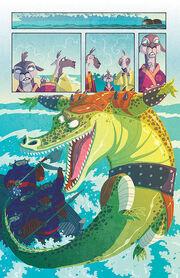 Croc-assassins