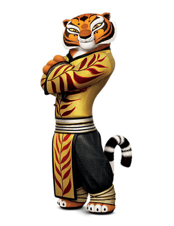tigress kung fu panda wiki fandom powered by wikia