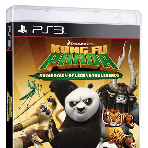 Game box art for PlayStation 3
