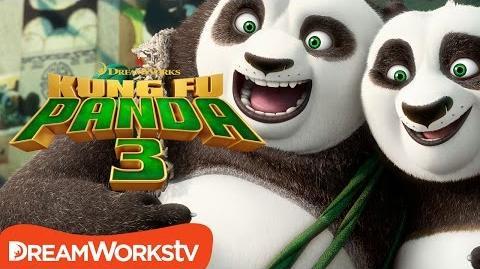 Kung Fu Panda 3 Official Trailer 1