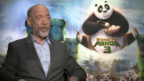 Kung Fu Panda 3 Interviews