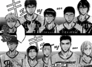 Seirin High vs Shutoku High Interhigh