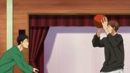 Kagetora vs Hyūga