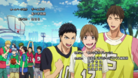 Episode 23 image KnB cup