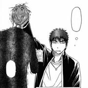 Kagami wakes up