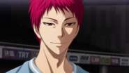 The real Akashi awakens