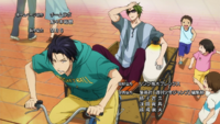 Episode 17 image KnB cup