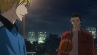 Kise faces Haizaki