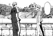 Kuroko and Kise